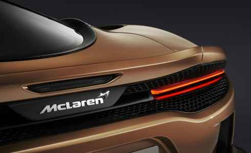 2020 McLaren Grand Tourer
