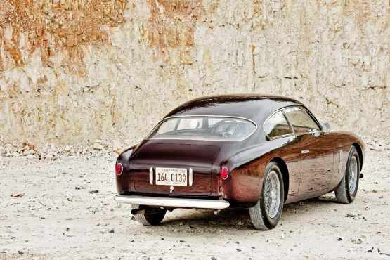 1955 Maserati A6G/54 Zagato - Drive