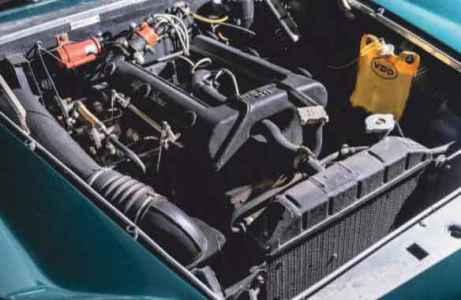 1960 Alfa Romeo Praho - road test