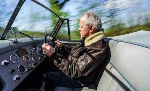1949 Aston Martin 2-Litre Sports