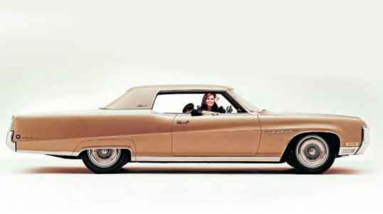 1970 Buick Electra 225 - road test