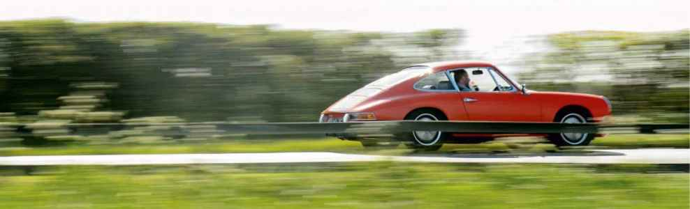 1968 Porsche 911 T/R