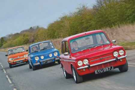 Rear-engined baby saloons with a kick from Rootes Group, NSU and Renault