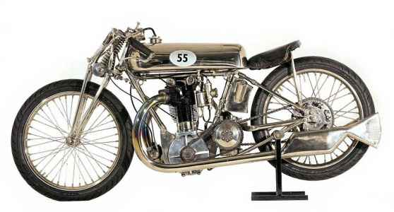 "1928 Grindlay-Peerless JAP 498cc ""Hundred Model"""