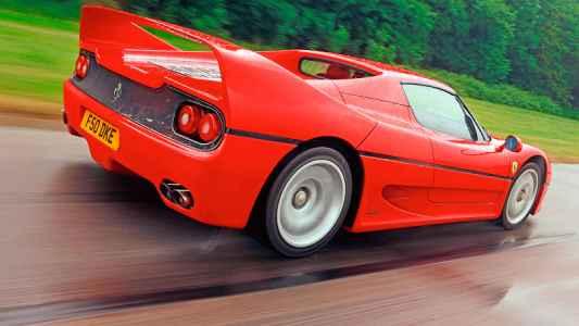 1987 Ferrari F50