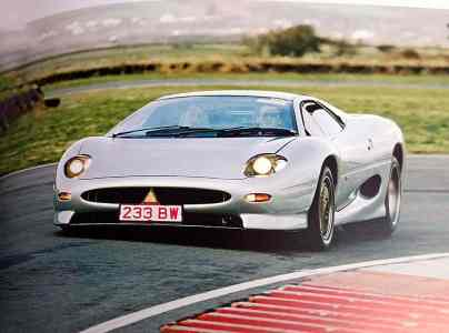 Prototype 1991 Jaguar XJ220 Texas