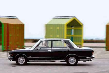 1969 Fiat 130 Saloon 2.8 Automatic