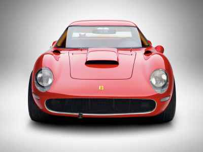 1965 Strale Daytona 6000GT Prototype (Iso Daytona)