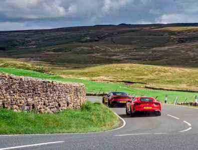 2019 Ferrari 812 Superfast vs. 2019 Aston Martin DBS Superleggera
