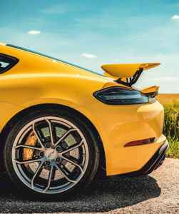 2019 Porsche 718 Cayman GT4 982C