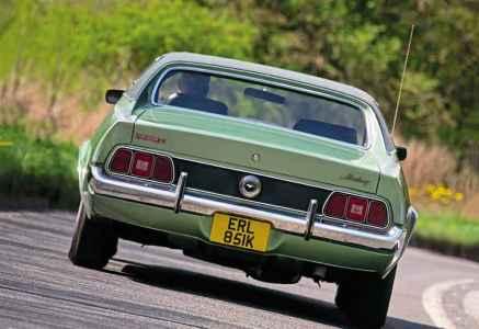 1972 Ford Mustang Grandé - road test