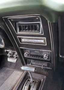 1972 Ford Mustang Grandé original radio/cassete