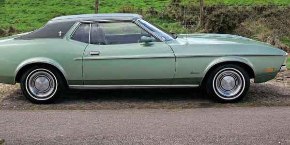 1972 Ford Mustang Grandé