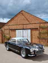 Barn-find 1956 Maserati A6G Frua Coupe created a mystery