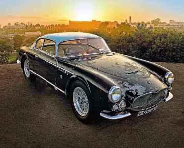1956 Maserati A6G 2000 Gran Sport Frua
