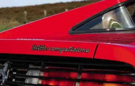 Ferrari 348 GT Competizione Type F119