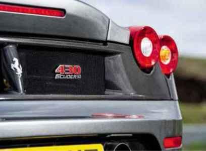 Ferrari 430 Scuderia Type F131