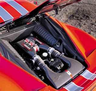 Ferrari 458 Speciale Type F142