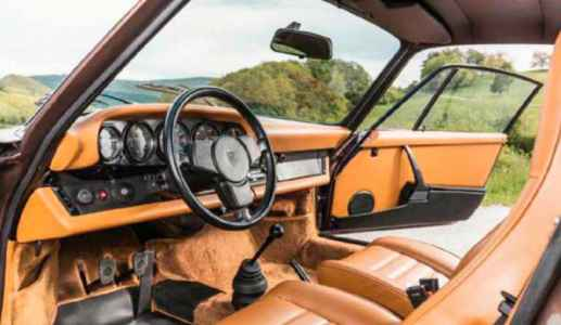 1974 Porsche 911 2.7 Carrera MFI Model G-Series vs. 1975 911 Turbo 930 3.0