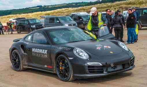 1200bhp modified 2014 Porsche 911 Turbo 991.1 record-breaker
