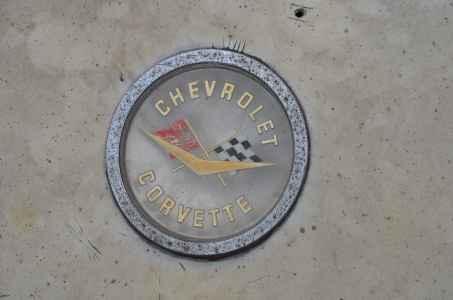 Anglo-American Survivor - 1959 Chevrolet Corvette