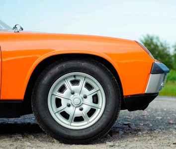 1972 Porsche 914 1.7