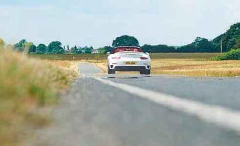 2014 Porsche 911 Turbo S Cabriolet 991.1 - road test