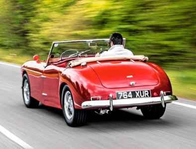 1952/7 Allard Palm Beach prototype