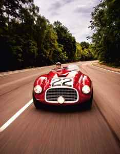 1949 Ferrari 166MM Touring Barchetta