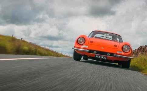 1967 Dino 206 GT