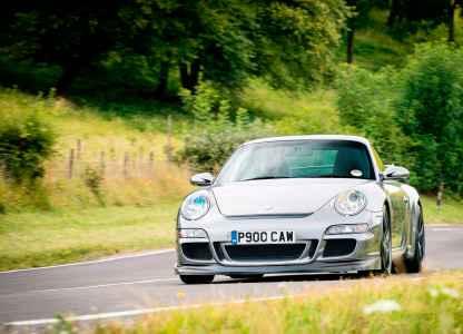 2008 Porsche 911 GT3 997 3.9-litre Parr Motorsport
