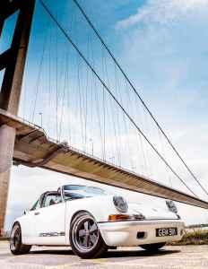 1991 Porsche 911 Targa 4 964 Backdate