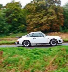 1986 Porsche 911 Carrera 3.2