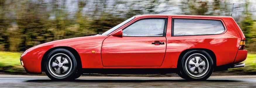 1976 Porsche 924 Turbo DP Cargo
