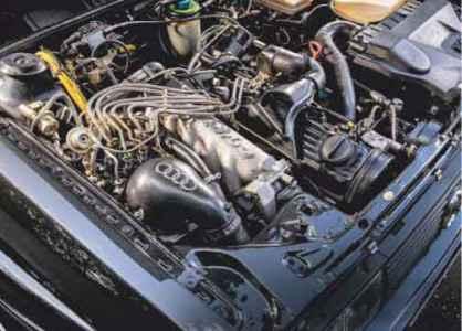 1988 Audi Quattro MB