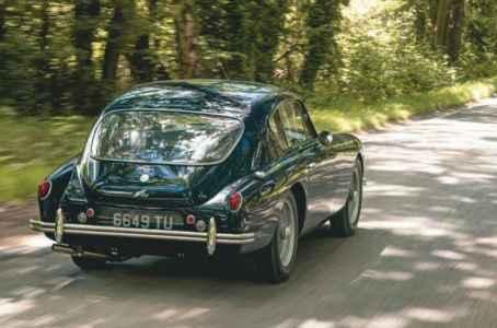 1962 AC Aceca Coupe 2.6