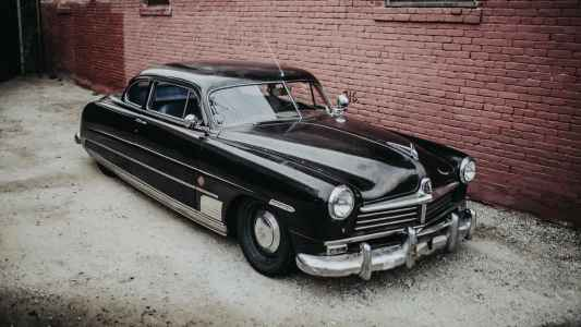 ICON Resurrects a Barn Find 1949 Hudson Coupe with a 638bhp V8