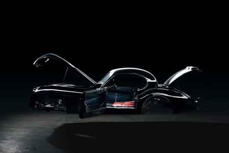 All-electric 2020 Jaguar XK120 Lunaz - Drive