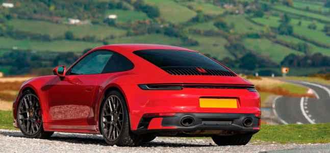 2020 Porsche 911 Carrera S 992 Litchfield - 572bhp