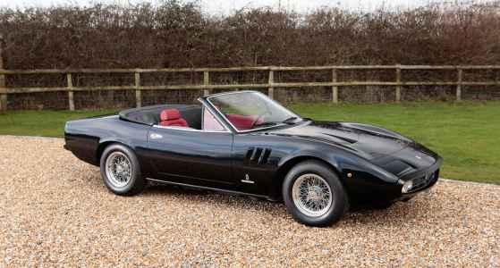 1972 Ferrari 365 GTC/4 Spider