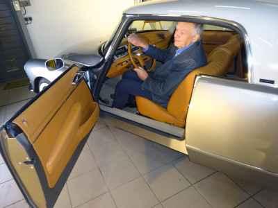Citroën DS Coupé by Gérard Godfroy