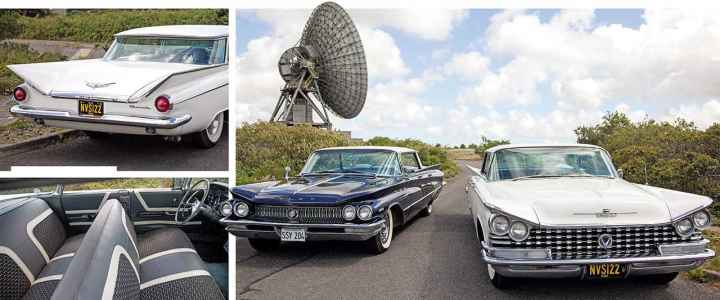 1959 and 1960 Brace of Buick Beauties