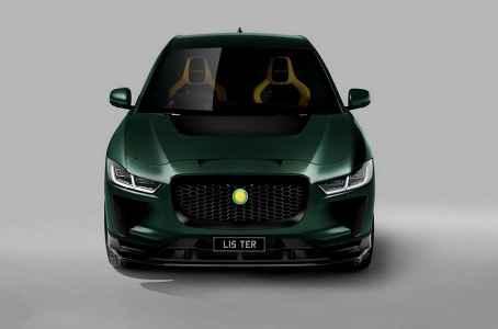 2021 Lister SUV-E-concept