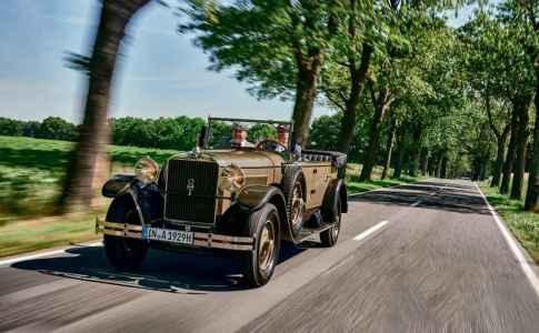 1929 Audi Type R Imperator