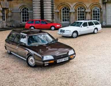 1986 Citroen CX 25 GTi Turbo Safari Series 2