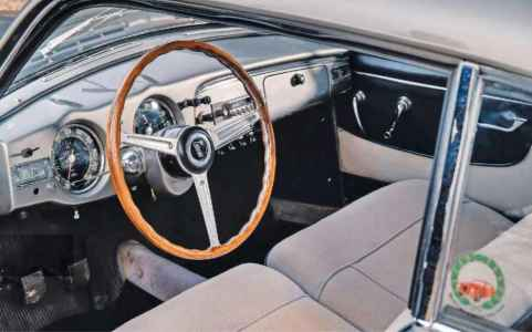 1958 Lancia Aurelia B20 GT