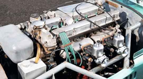 1958 HWM-Aston Martin