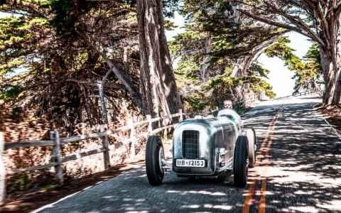 1932 Mercedes-Benz SSKL Stromlinien recreation Type WS 06 RS