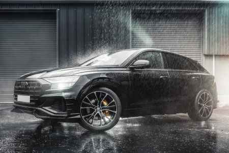 Audi Q8 Sterling Automotive Design
