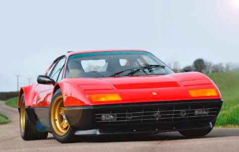 1977 Ferrari 512 BB by Koenig